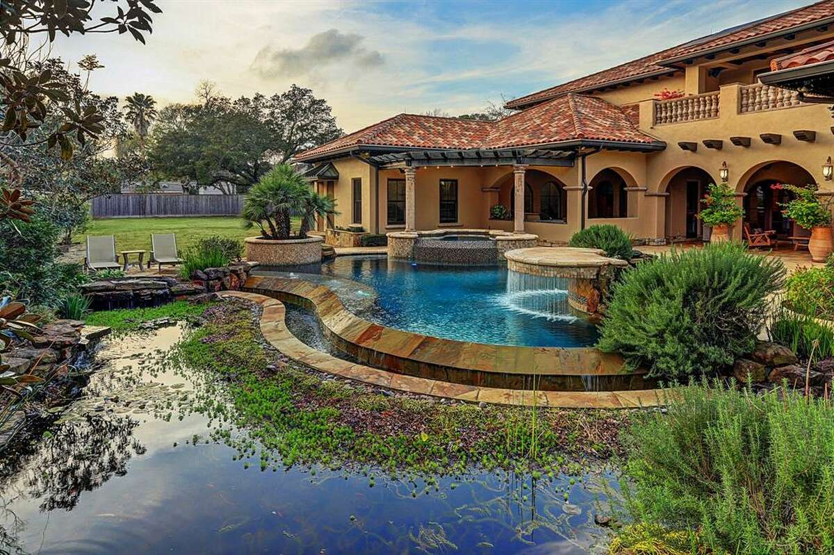 7.5409 Valerie Street, BellaireHouse sold: $2.5 million - $2.9 million5 bed   6 full & 2 half bath   9,182 sq. ft. >>> See more of Houston's 10 most expensive homes sold in September, ranked from least to most expensive...