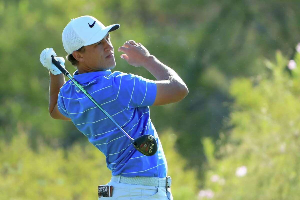 Cameron Champ, 24, Sacramento, Calif.Played golf at Texas A&M and is looking to become a two-time winner this season. Won the Safeway Open two weeks ago, becoming the first player since Bryson DeChambeau in 2018 to reach two career PGA Tour wins before age 25. ...Won the 2018 Sanderson Farms Championship for his first tour victory. ...A rookie in 2018-19, is playing in the Houston Open for the first time. ...No. 3 in FedExCup points.