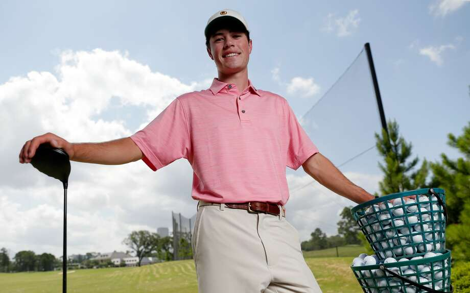 PHOTOS: Players to watch at the 2019 Houston Open Cole Hammer is No. 2 in world amateur golf rankings and reached No. 1 at one point. >>>See which players to keep an eye on when play begins Thursday at the 2019 Houston Open ... Photo: Michael Wyke/For The Chronicle