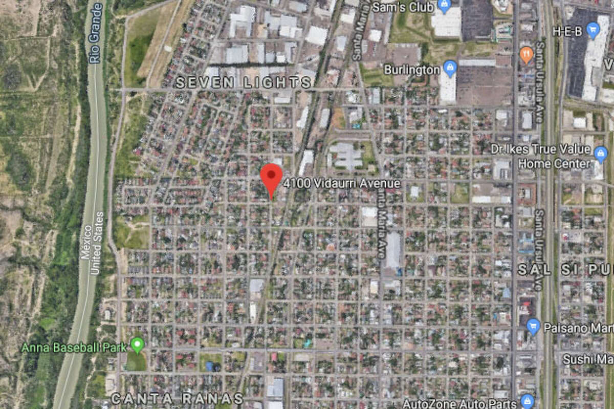 Laredo police officers responded to a stolen vehicle report at about 2:11 p.m. Sept. 1 in the 4100 block of Vidaurri Avenue.