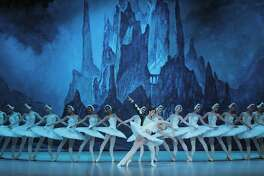 Russian Ballet Theatre performs.