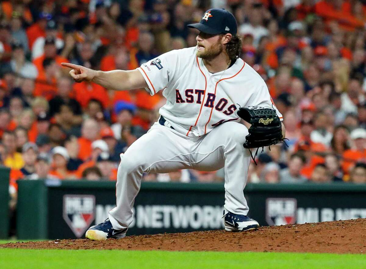 Gerrit Cole, who set an Astros postseason record with 15 strikeouts in his last start, will try to win his first elimination game in three career tries on Thursday.