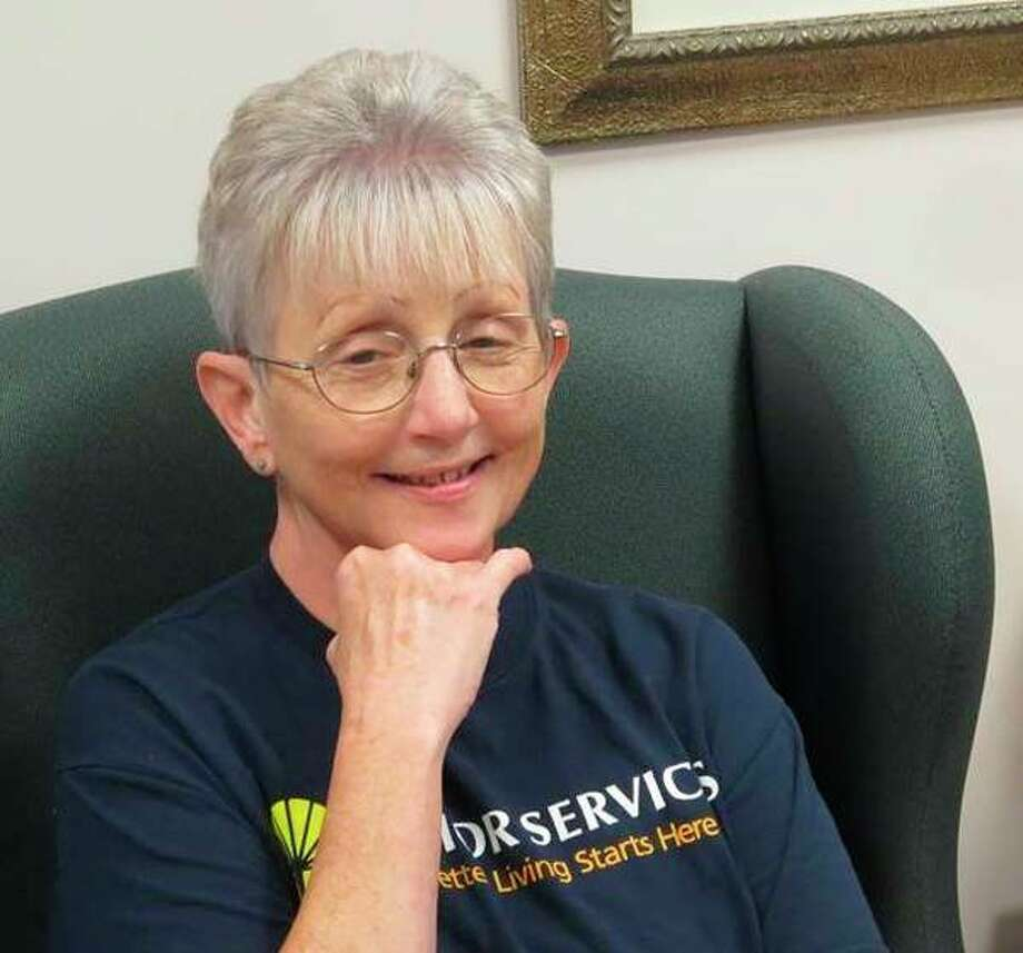 RoseMary Cochran has been chosen as Senior Services October Volunteer of the Month. (Photo provided)