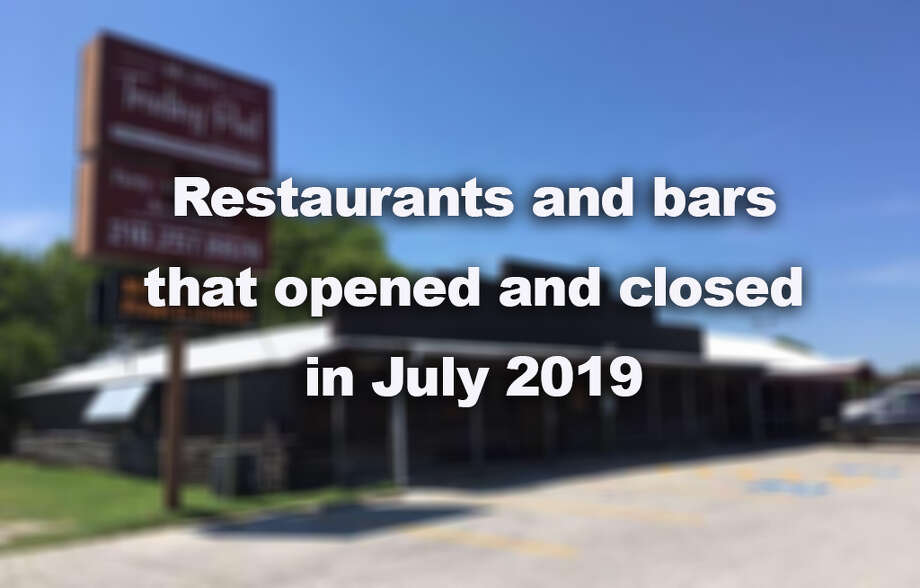Click ahead to see restaurants and bars that opened and closed in July 2019 Photo: MySA Staff