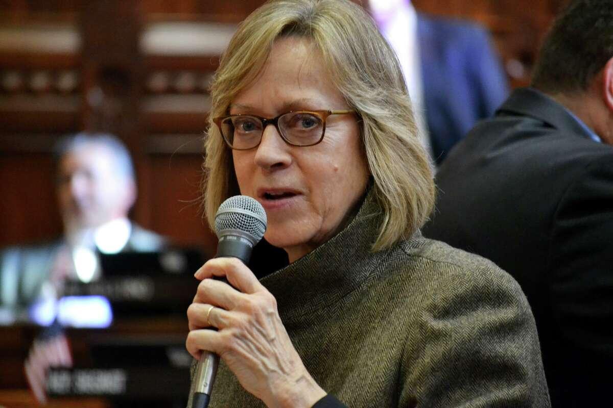 State Representative Terrie Wood (R-141) Darien, Norwalk