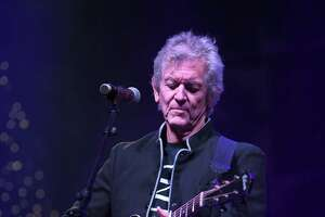 NASHVILLE, TENNESSEE - NOVEMBER 28: Rodney Crowell performs during Christmas at The Ryman at the Ryman Auditorium on November 28, 2018 in Nashville, Tennessee. (Photo by Jason Kempin/Getty Images)