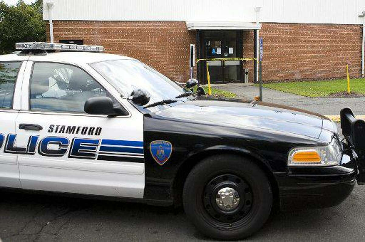 Stamford police say a man was involved in a drunken driving accident, fled the scene and then struck another vehicle.