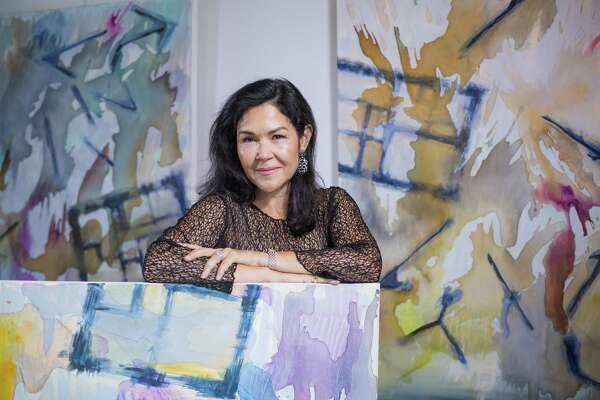 Artist Geraldina Interiano Wise