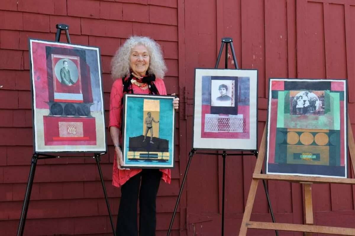 Renowned artist and longtime Ridgefield resident, Suzanne Benton, will present Captivating History, From a Life-time's Accomplishment in Art by Suzanne Benton, at Keeler Tavern Museum & History Center's (KTM&C) historic Carriage Barn Nov. 3-11, with an artist reception Sunday, Nov. 3, from 3-5 p.m.