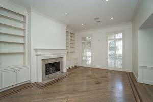 This 5-bedroom Memorial home, 326 Park Laureate, is under foreclosure at $1.399 million.