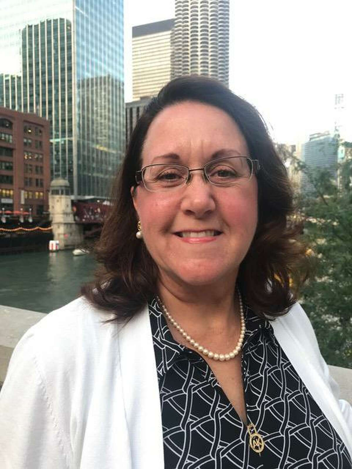 Nancy E.V. Barrett, DTC-endorsed candidate for North Haven Board of Finance