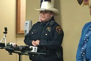 One day after she was sworn in as the new Precinct 2 constable, Leticia Vasquez announced several changes to her staff.