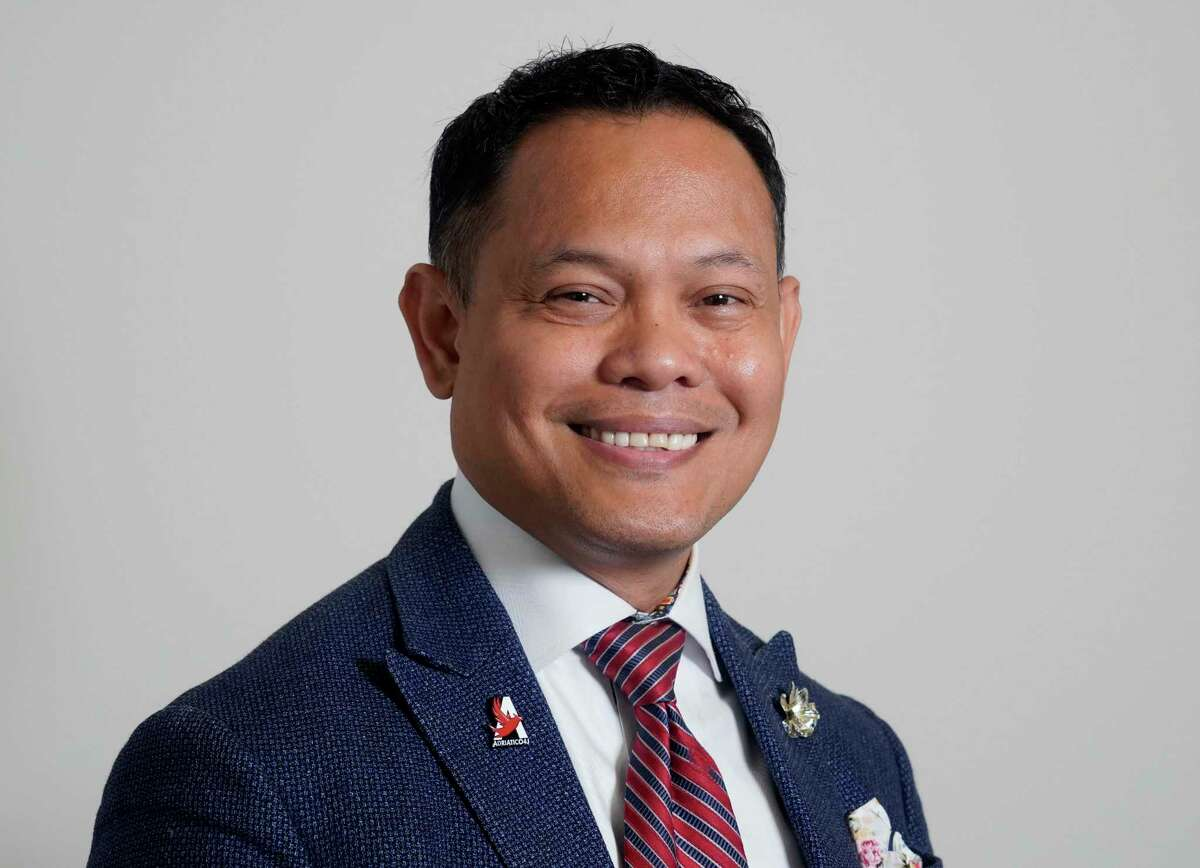 Nelvin Adriatico is running for the District J seat on Houston's city council. He has faced scrutiny over his residency.