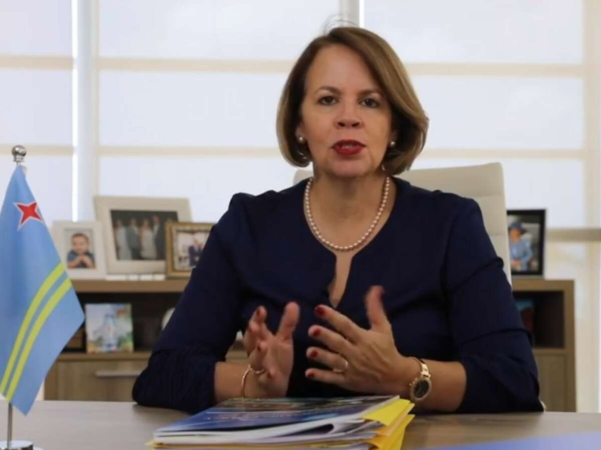 In a Wednesday morning press conference, Aruba Prime Minister Evelyn Wever-Croes said the island's government negotiated an early end to Citgo's 25-year contract to repair and operate the 209,000 barrel per day refinery.