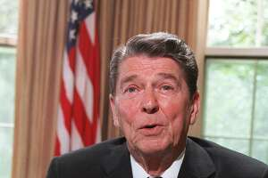 Was former President Ronald Reagan a RINO? He worked with Democrats, fought the Cold War, and achieved immigration reform.