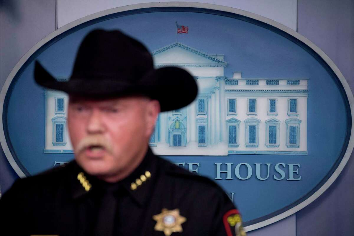 Tarrant County Sheriff Bill Waybourn called migrants