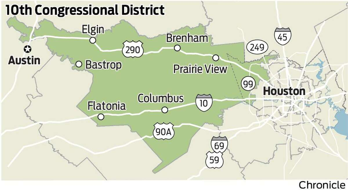 10th Congressional District