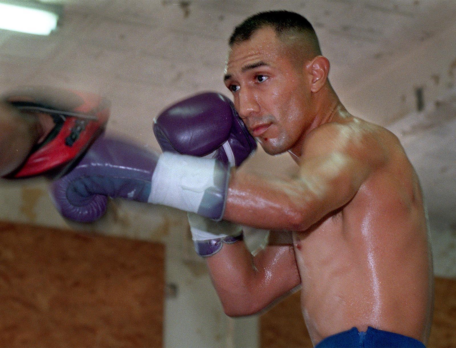 Alexis Texas Boxing john michael johnson to attempt comeback - expressnews
