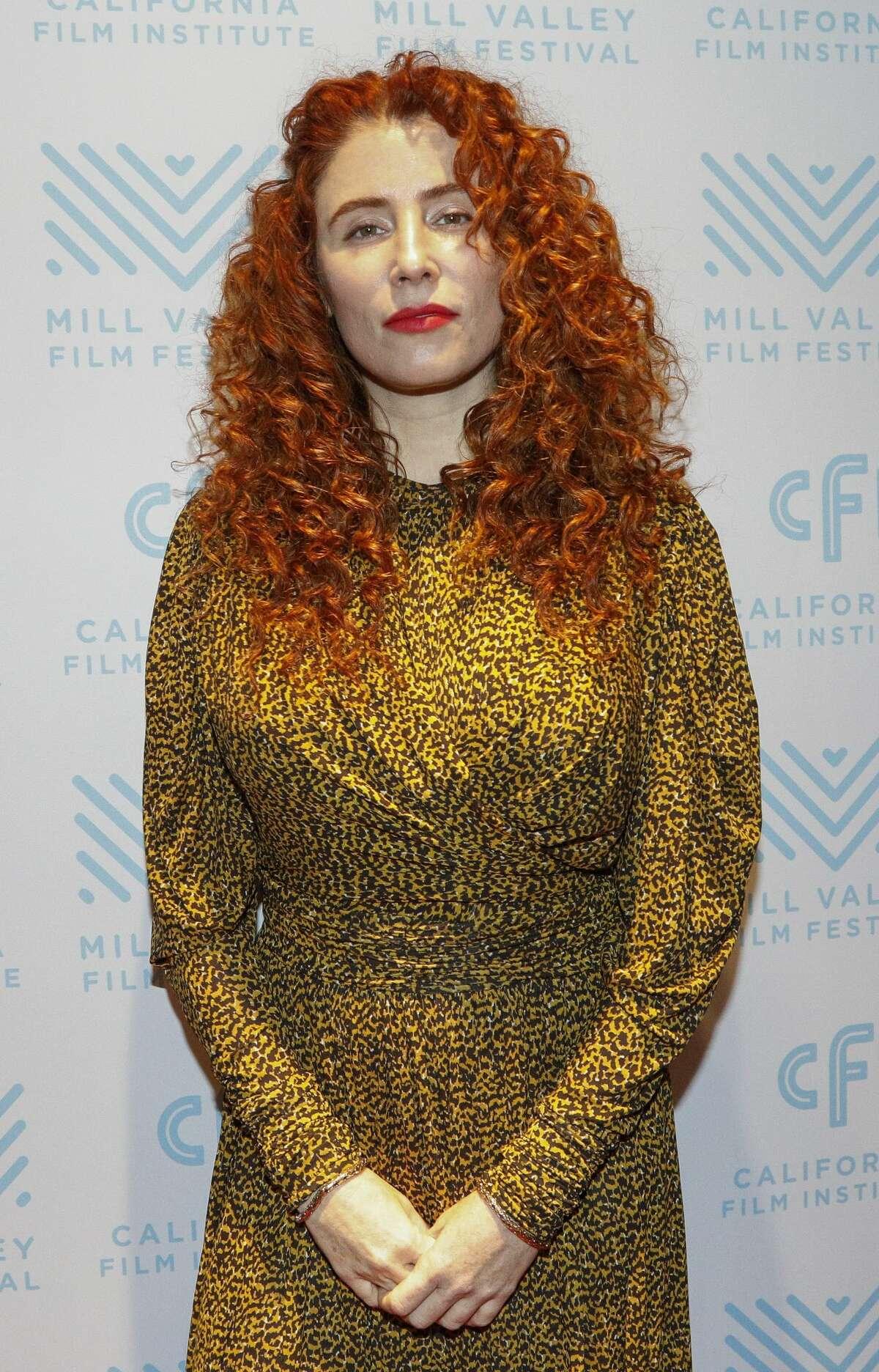 LARKSPUR, CA - OCTOBER 09: Alma Harel attends the 42nd Mill Valley Film Festival -