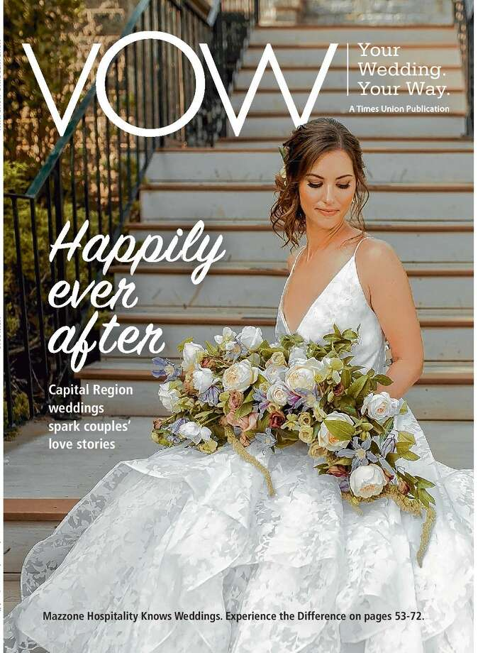 VOW 2019 cover. (Times Union)