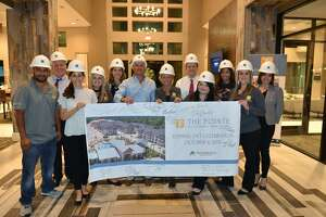 The Pointe at Valley Ranch Town Center will add 456 apartment units in northeast Houston.