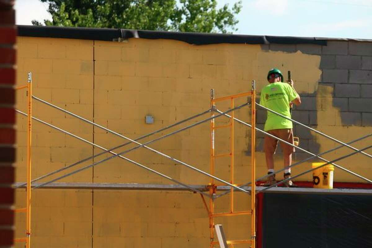 Through their 2015 bond, CHSD was able to carry out major construction projects at Weidman, Barryton, and Mecosta elementary schools. If approved, the sinking fund will help maintain these projects. (Pioneer photo/ Catherine Sweeney)
