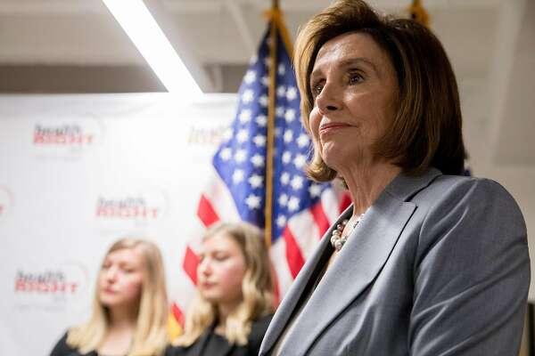 American Revolution on Pelosi's mind as House OKs impeachment inquiry