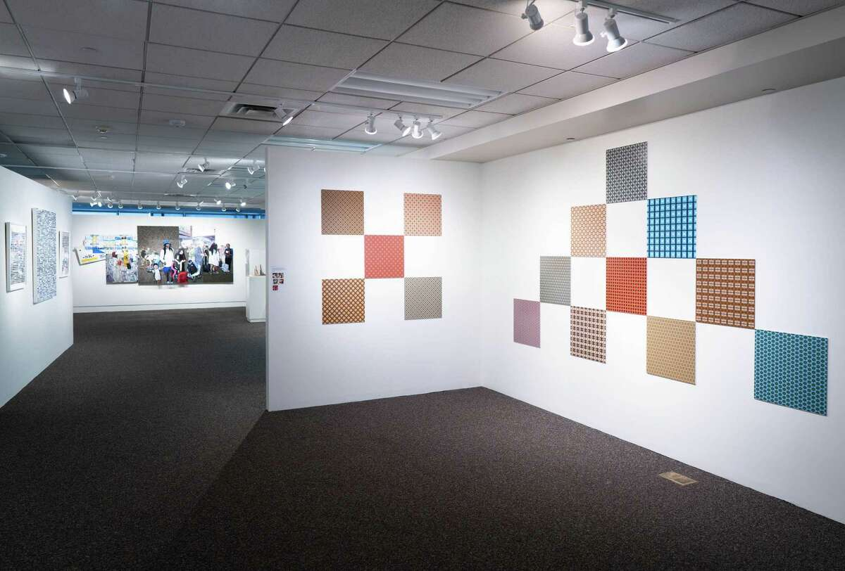 Patterns of Engagement, Installation view. Photo Wm Jaeger