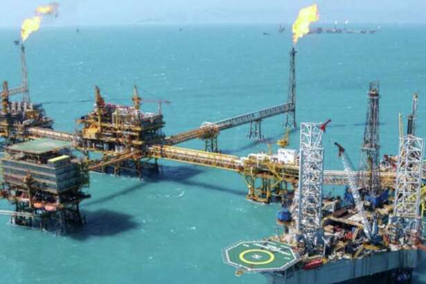 A Pemex deepwater platform in the Gulf of Mexico. Despite energy market reforms put in place five years ago, Mexican President Andres Manuel Lopez Obrador is moving once again to freeze out foreign oil and gas companies and consolidate the power and influence of Pemex, the state-owned oil company.