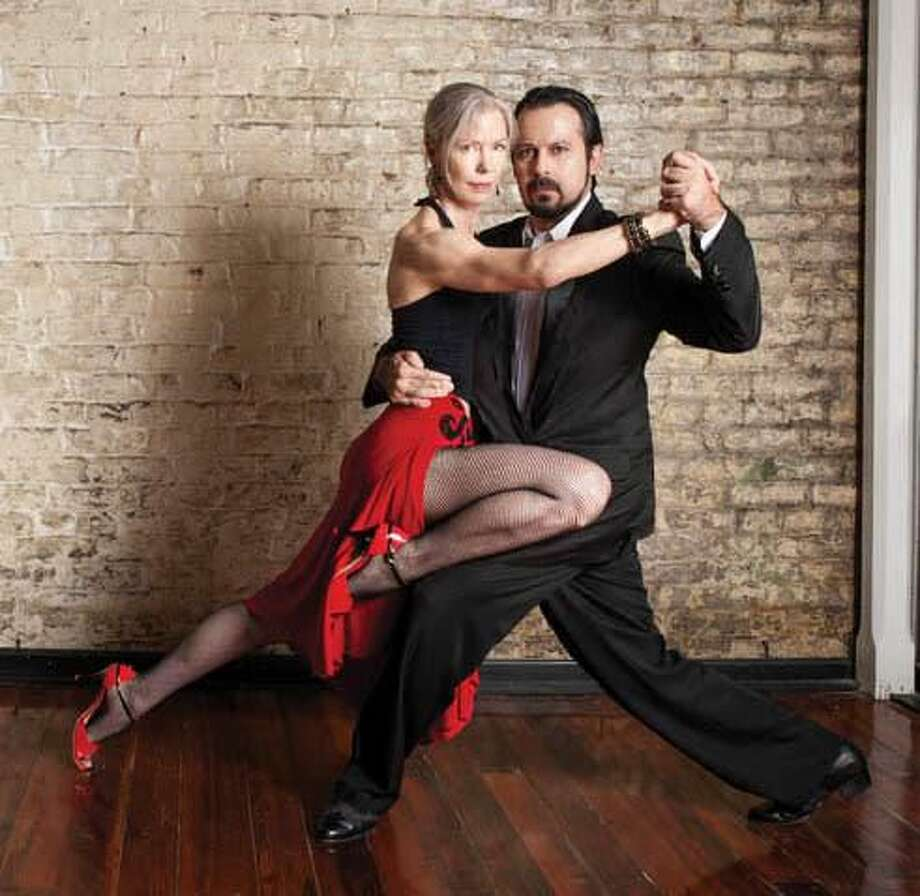 CONTRIBUTED PHOTO Tango festival is coming to area.