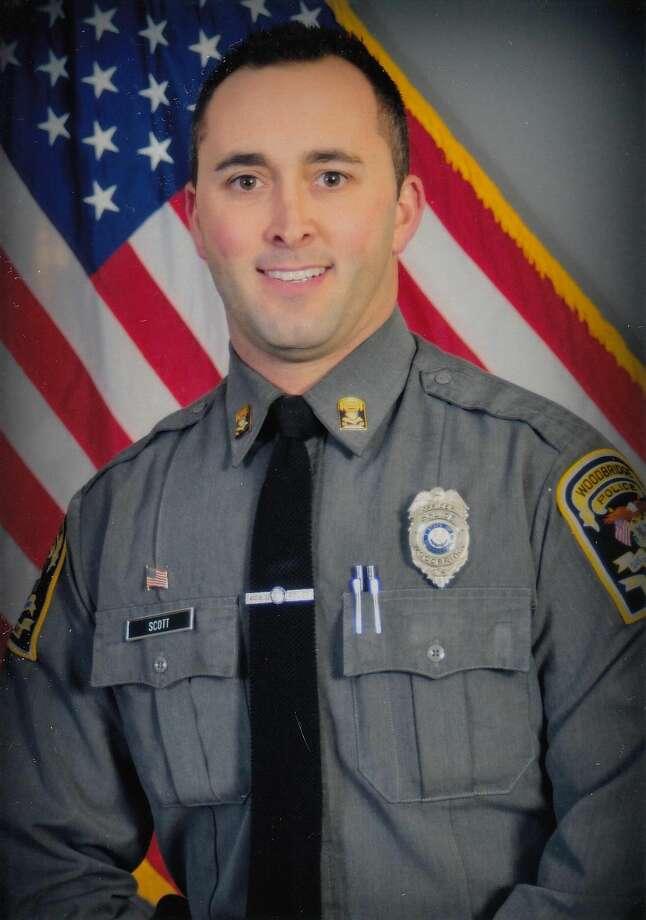 "CONTRIBUTED PHOTO Sgt. Robert J. ""RJ"" Scott"