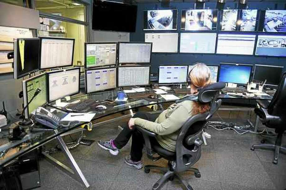 RWA control room
