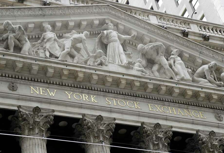 FILE - This Aug. 23, 2019, file photo shows the New York Stock Exchange in New York. The U.S. stock market opens at 9:30 a.m. EDT on Wednesday, Oct. 2. (AP Photo/Frank Franklin II, File) Photo: Frank Franklin II, STF / Associated Press / Copyright 2019 The Associated Press. All rights reserved.
