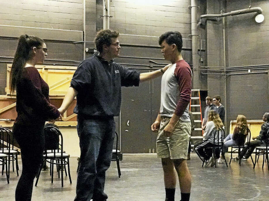 Amity High School students will present 'Our Town' to the public Dec. 9.