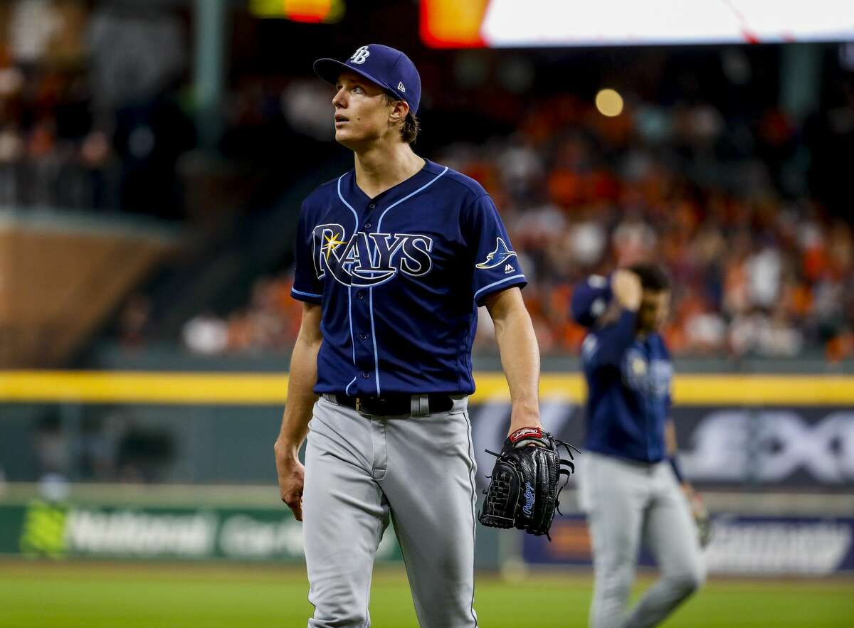 By the time Tyler Glasnow figured out what the Astros knew, four runs were on the board and the Rays were playing from behind the rest of Game 5.