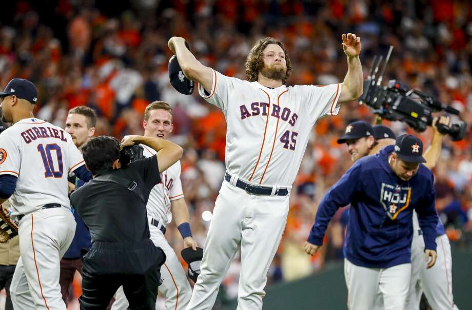PHOTOS: The best MLB free agents available this offseason Gerrit Cole was huge for the Astros in his two seasons in Houston, but now he is expected to land one of the biggest contracts ever given to a pitcher. Browse through a photos above for a look at the best free agents who will be available to teams this offseason ... Photo: Karen Warren/Staff Photographer