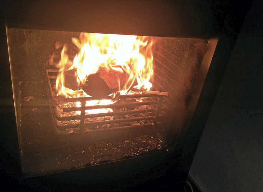 216 Fireplace