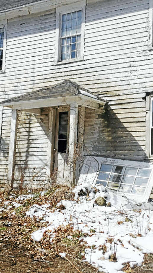 This 18th century house on Turkey Hill Road is slated for demolition, but historians want it saved.