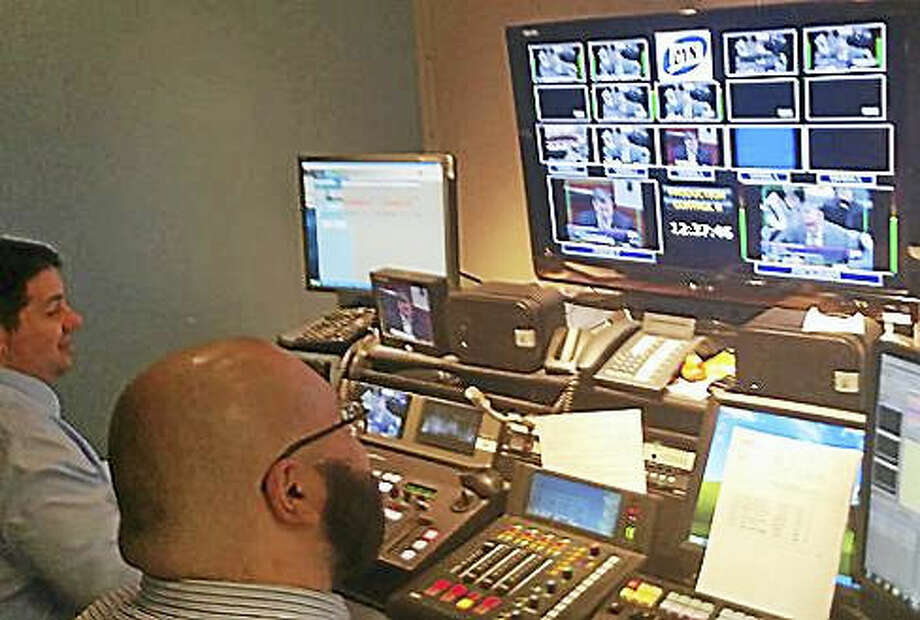 CT-N control room