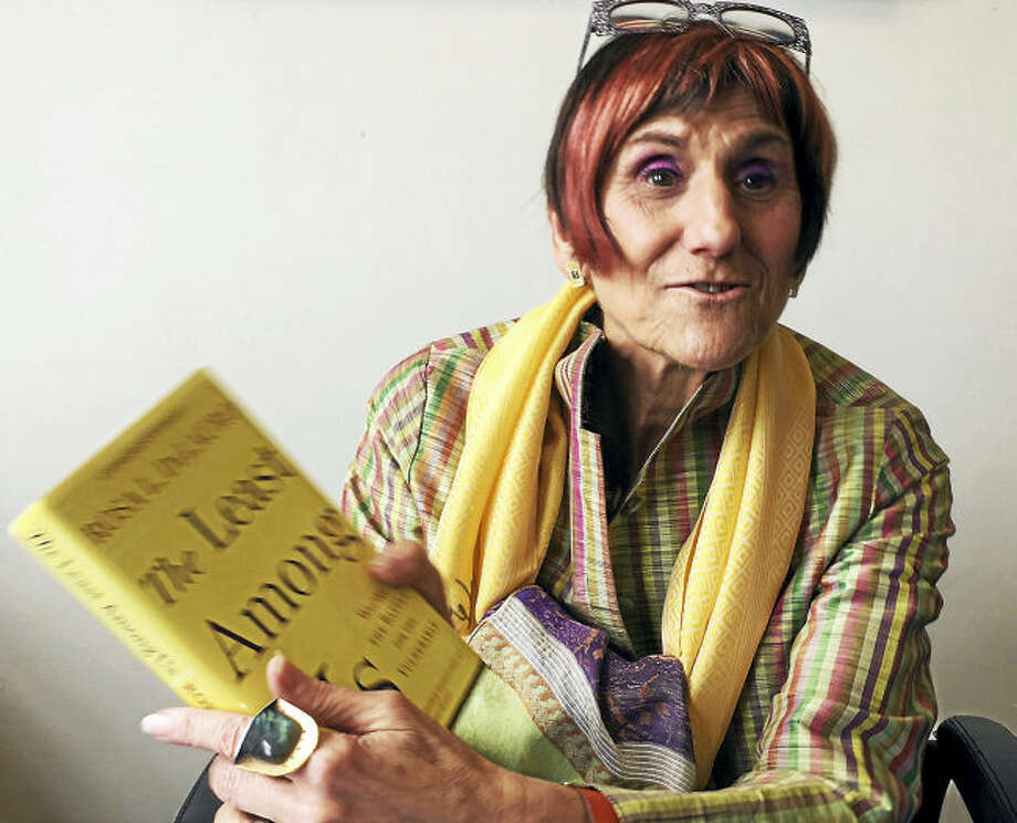 "U.S. Rep. Rosa DeLauro, D-3, has written a book about her life and career, ""The Least Among Us."""