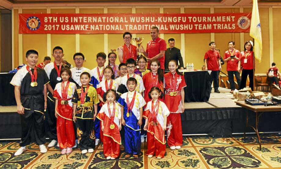 Wu Dang Kungfu Academy, 518 Boston Post Road, Orange, won the Grand Champion at the eighth International Wushu/Kungfu Tournament held May 28 in Atlantic City, N.J. Wu Dang Kungfu Academy also keeps the honor of the grand champion for eight years since 2010, when the first tournament was held.