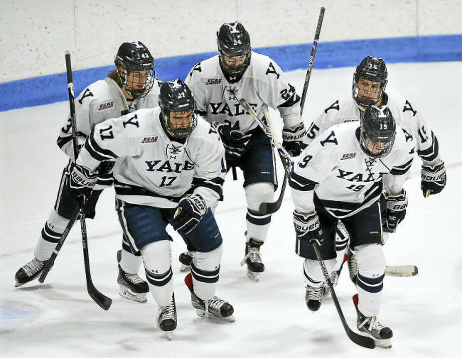 Yale's schedule for next season includes a non-conference game against Frozen Four runner-up Minnesota-Duluth
