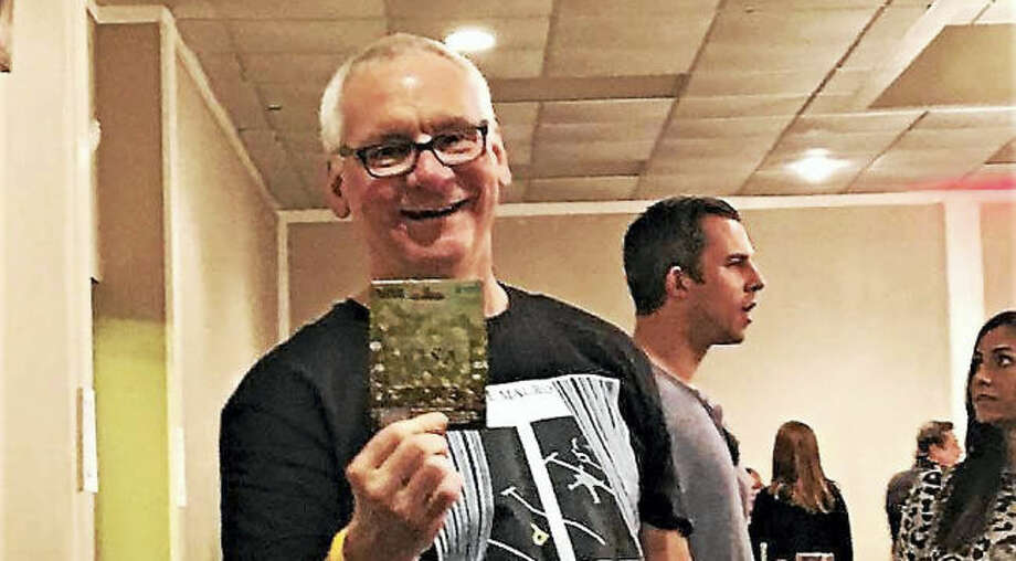 Joe Mauro of Ansonia wrote a lighthearted book about his own heart attack.