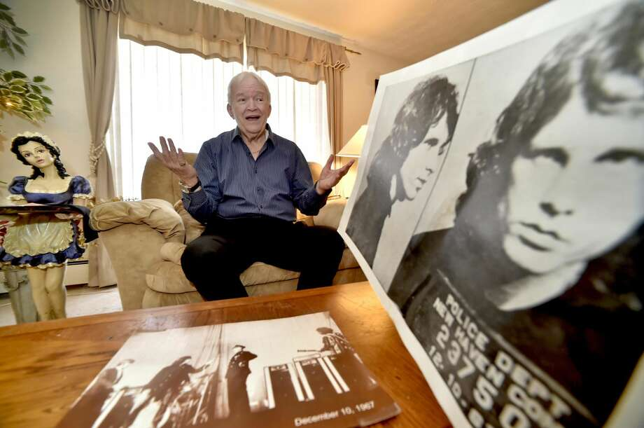 Tommy Janette, 72, of Meriden, who was the opening act and former lead singer of the group Tommy and the Rivieras the night the Jim Morrison and his band The Doors were scheduled to play at the New Haven Arena on December 9, 1967.