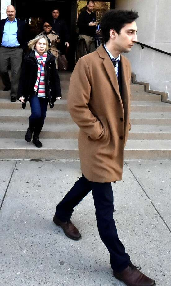 Saifullah Khan, a former Yale student, was found not guilty of sexually assaulting a female classmate.