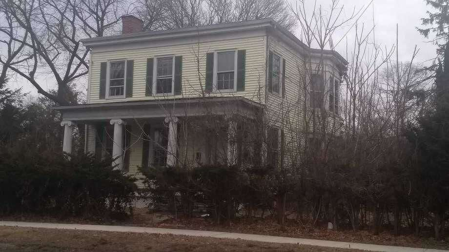 The David Baldwin House at 67 Prospect St. in Milford