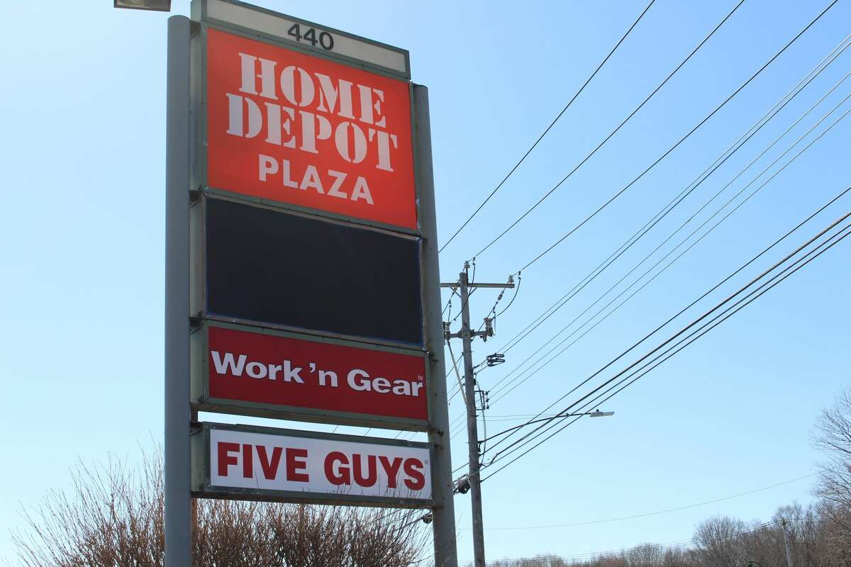 The Home Depot Plaza located at 440 Boston Post Road in Orange is under new ownership.