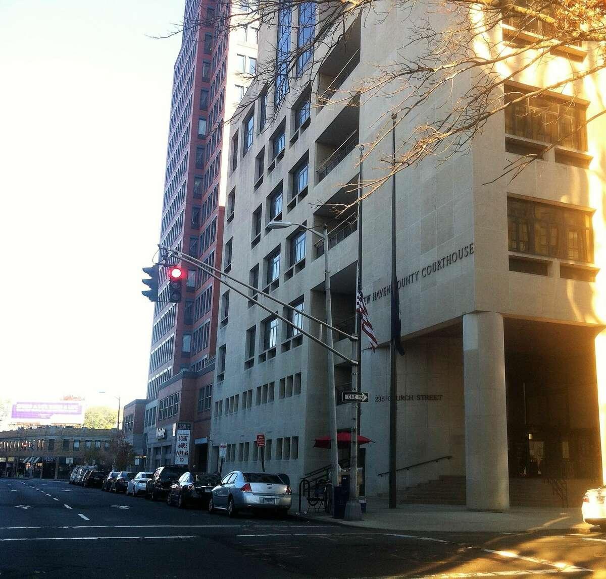 Superior Court, Part A, New Haven