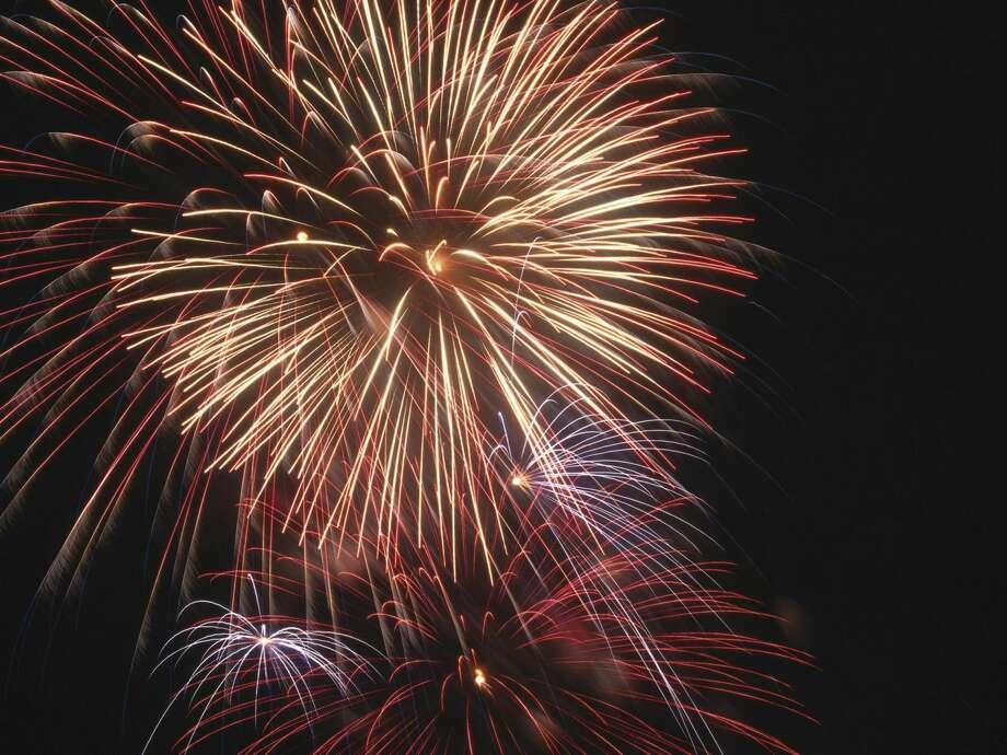 Connecticut fireworks 2018