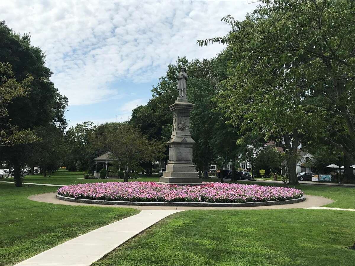The Milford Green has been added to the state Register of Historic places.